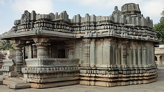 Shravanabelagola - Akkana Basadi