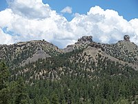 Vista do Chimney Rock Colorado.JPG