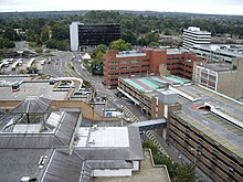 View towards Bracknell Station from Ocean House - geograph.org.uk - 691420.jpg
