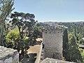 View towards southwest from North Tower of Castelo de Torres Novas.jpg