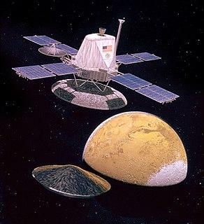 Viking program Pair of NASA landers and orbiters sent to Mars in 1976