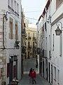 Vila Vella i primer Eixample - carrer Major P1140849.JPG