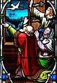 Villeréal - Église Notre-Dame - Vitrail de l'histoire de Noé -4.jpg