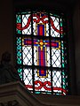 Vilnius, church of All Saints, stained-glass window 02.jpg
