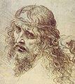 Vinci, Leonardo Da - Christ Figure - c. 1490 - 1495.jpg