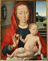 Virgin and Child, 1485-1490, by Hans Memling - Art Institute of Chicago - DSC09629.JPG
