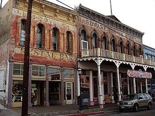Virginia City Historic District (Virginia City, Nevada) historic district in Storey and Lyon Counties, Nevada