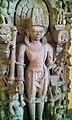 Vishnu (Kanauj, Centrail India, about AD 1000) - British Museum.jpg