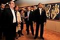 Visita a la Exposición de obras de arte de Oswaldo Guayasamín (8198465198).jpg