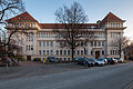 Vocational school BBS11 Andertensche Wiese Calenberger Neustadt Hannover Germany 01.jpg