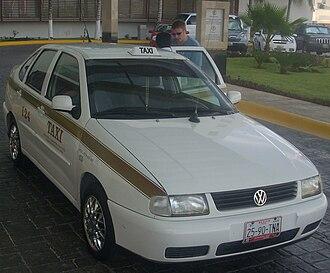 Volkswagen Derby - 1998-2004 Volkswagen Derby (Mexico)