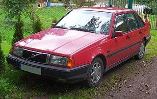 Volvo 440/460 Motor vehicle