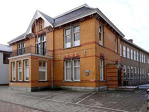 Hoogeveen - Former court house in Hoogeveen