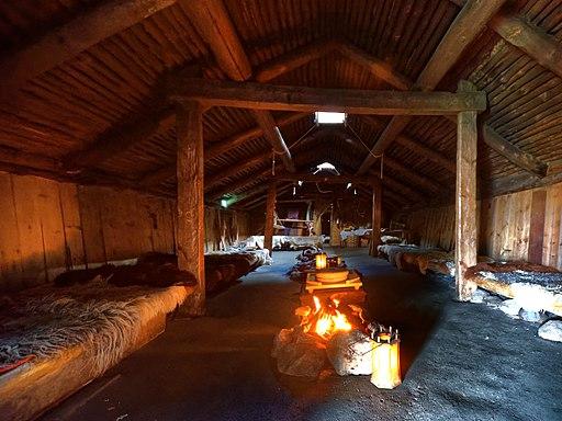 Vor 1500 Jahren, lebten hier die frühen Norweger. 07