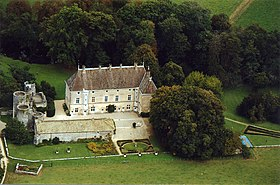 Image illustrative de l'article Château de Germolles