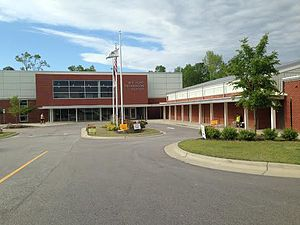 Holly Springs, North Carolina - W.E. Hunt Recreation Center