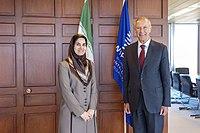 WIPO Director General Meets Iran's Vice President Laya Joneydi.jpg