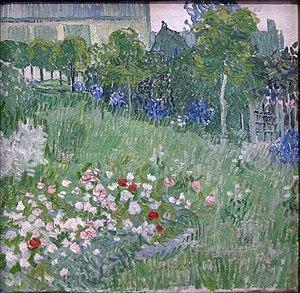 Daubigny's Garden - Daubigny's Garden 1890 Van Gogh Museum, Amsterdam