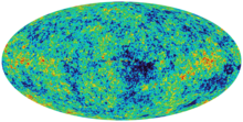 Cosmic Microwave Background screening of Universe.