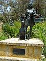 WTJ Toos42 Neil Hawkins Bibbulmun statue.jpg