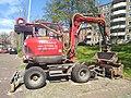 Wacker Neuson 6503 excavator in Rotterdam, 2019.jpg