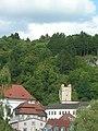Walburgiberg Eichstätt -Kloster und Scharwachtturm (2).jpg