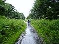 Walking in the rain - geograph.org.uk - 485340.jpg