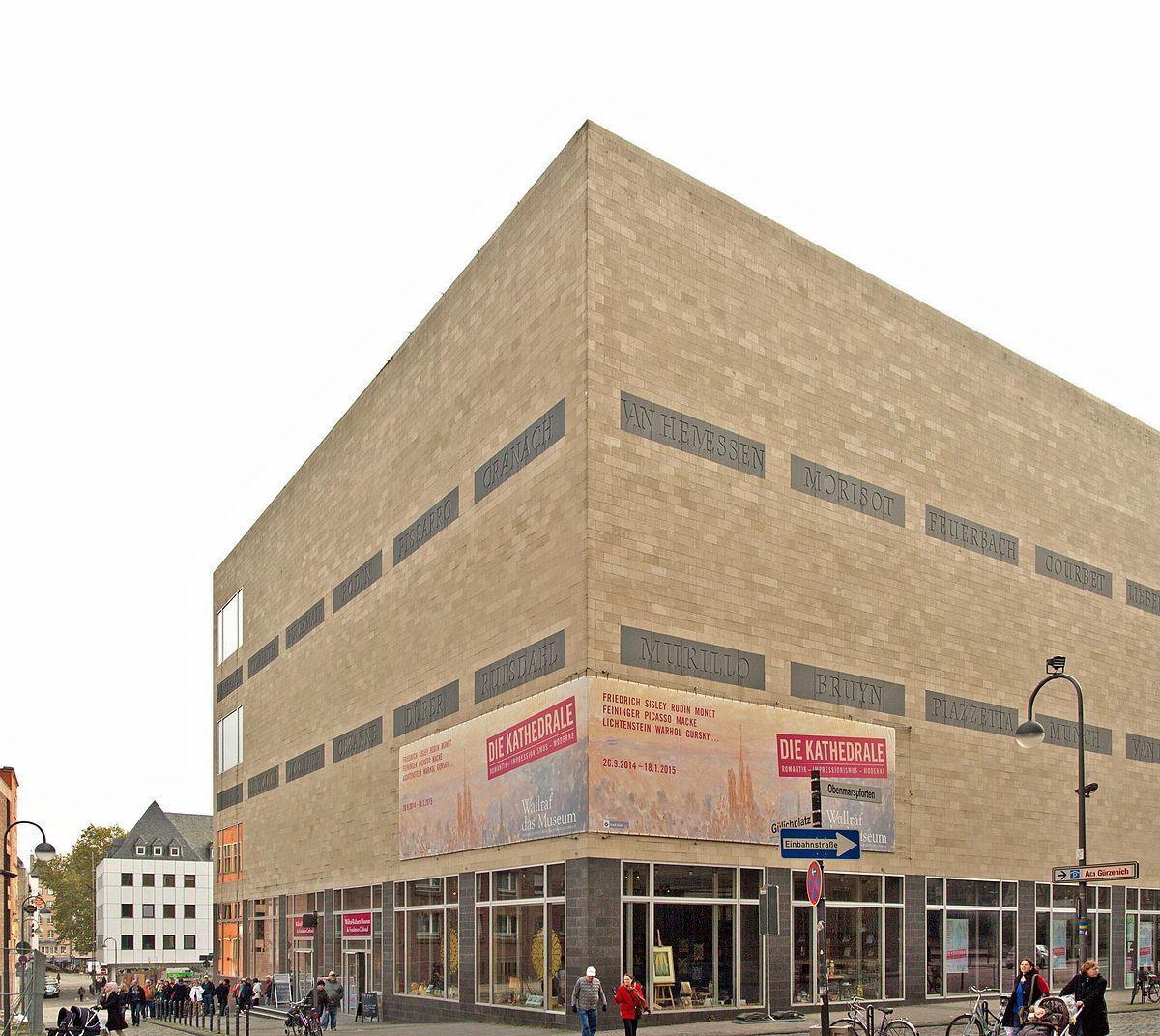 Köln Wallraf Museum