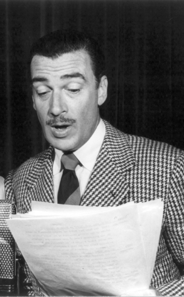 walter pidgeon voyage to the bottom of the sea