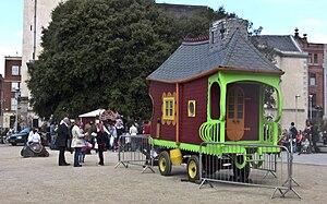 Wanderly Wagon - The Wanderly Wagon in 2010