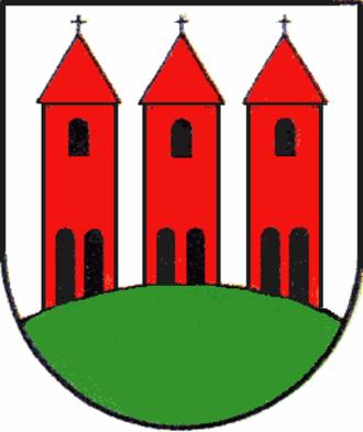 Berka/Werra - Image: Wappen Berka Werra