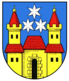 Das Wappen von Eilenburg