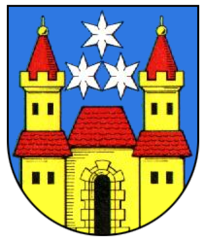 Jihlava - Coat of arms of Eilenburg