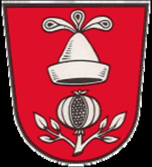 Egglkofen - Image: Wappen von Egglkofen