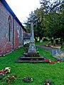 War Memorial to the fallen of Bewdley (World War I) - geograph.org.uk - 1461925.jpg