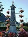 Wardrecques (Pas-de-Calais, Fr) monument aux morts.JPG