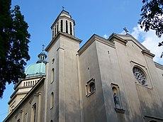 St. Barbara's...