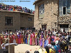 Wedding ceremony at a Kurdish village.jpg