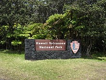 Welcome to Hawaiʻi Volcanoes National Park, Hawaii (4528546483).jpg