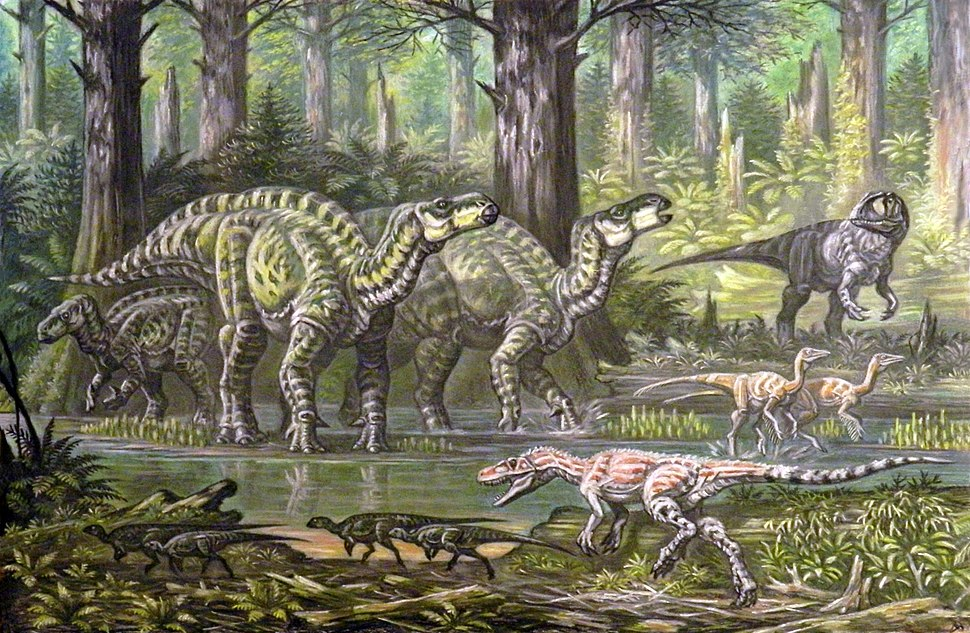 Wessex Formation dinosaurs