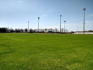 West Campus Field - Image: West Campus Field at UAB