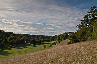 London Wildlife Trust - West Kent golf course -Ian-Capper