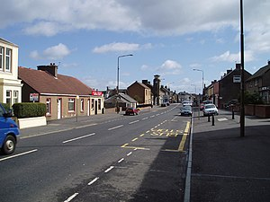 Armadale, West Lothian - Image: West Main Street, Armadale