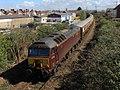 Weston-super-Mare - West Coast 57316 rear of ecs.JPG