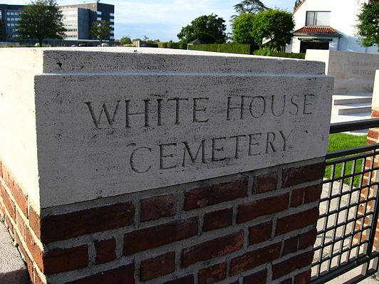 White House Commonwealth War Graves Commission Cemetery