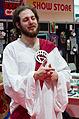 White Lantern Jesus at C2E2 2013 (8693903155).jpg