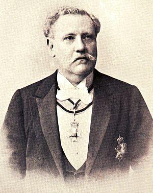 Carel Herman Aart van der Wijck - Image: Wijck, jhr. CHA van der. Gouverneur generaal
