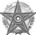 WikiProject Barnstar Hires Silver.png