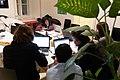 Wikidata-Workshop Wikimedia Österreich 2018-11-17 12.jpg