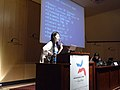 Wikimania 2008 Alexandria - Naoko - Translations - 2.jpg